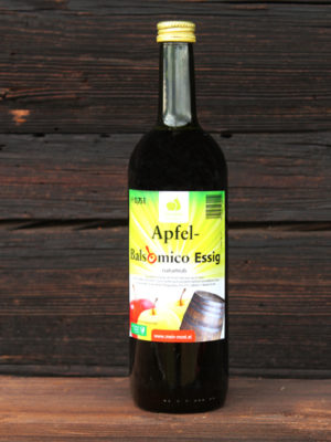Apfel Balsamico Essig